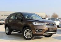 國民SUV——長城哈弗H6汽車評測