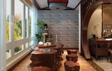 我滴天!老公去日本出差,回家竟把陽臺改造成茶室!真是太講究了