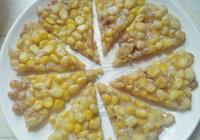 香甜酥脆玉米烙,在家也能做,注意要點一次成型