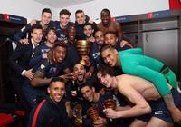 巴黎聖日耳曼大勝摩納哥,奪得本賽季法國聯賽盃