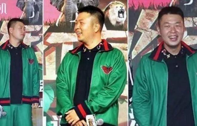 5萬元的Gucci上衣被杜海濤穿成地攤貨?對得起設計師麼