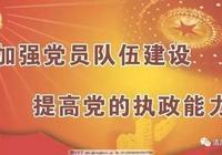 鄧州市夏集鄉強化黨員教育培訓工作