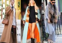 寒冬毛呢大衣更懂你,各路時髦大衣PK賽