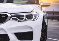實拍 | 全新一代寶馬M5,不僅帥,加個油都能破紀錄