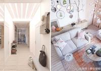 泰安裝修設計——溫暖與甜蜜的120平米簡約家居設計