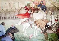 五胡十六國故事:凶殘叔父一氣殺掉一百多個侄子自立為王