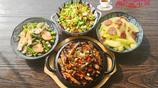 五一假期的午餐,精心為家人做了4道家常菜,簡單不乏營養,好吃