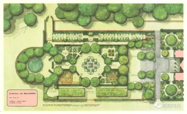 花園設計——圓形設計在花園的應用