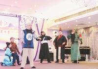 保衛社區春雨藝術團受邀到香港參賽——自編情景劇《一壺老酒》獲金獎
