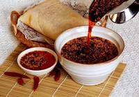 辣椒油與涼皮製作