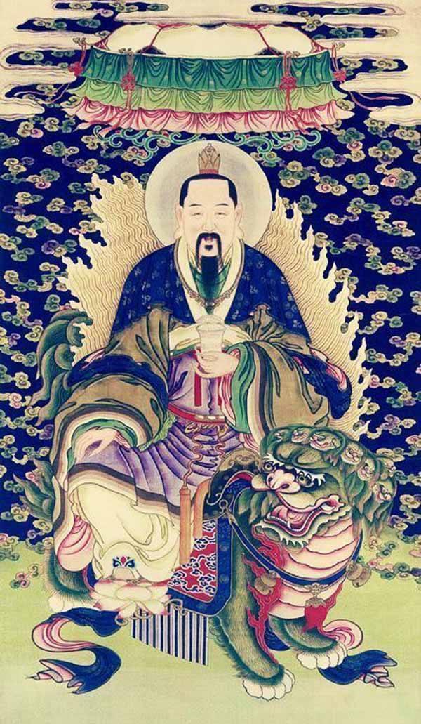 道教的神仙