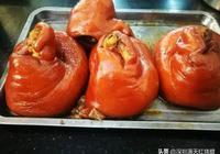 隆江滷豬腳保持顏色紅亮的祕訣,親測這招最有效!