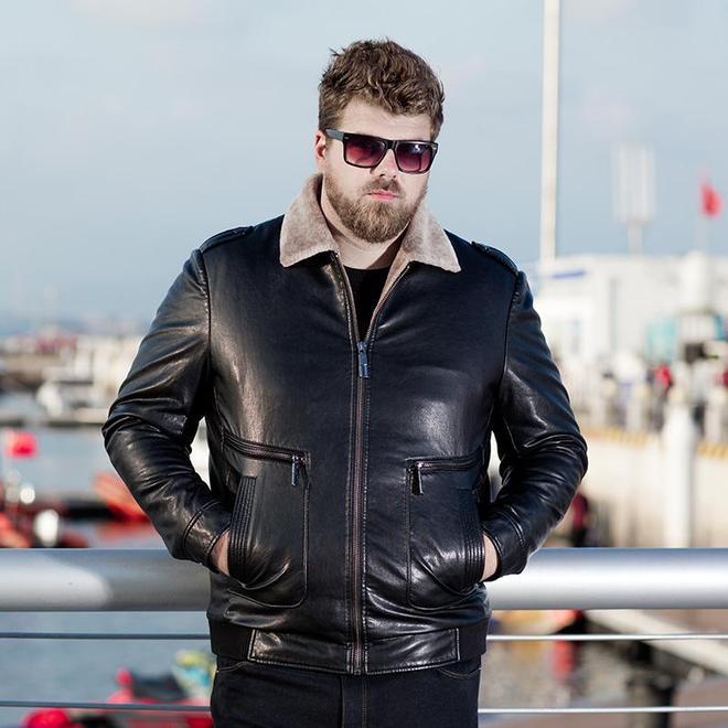 四奔五胖哥難買衣服?這幾款輕奢大碼外套,穿出去特帥氣倍有面子