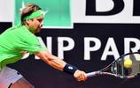 網球——意大利公開賽:錦織圭晉級
