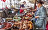 皖北農村地區滷菜圖,農民喜歡吃的下酒菜,6圖豬頭肉最解饞