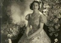伊麗莎白二世年輕時的腰有多細?這組珍貴的老照片告訴你答案