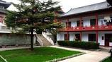 假期遊玉泉寺,僧眾朝暮集中修持的大雄寶殿是整座寺院的核心建築