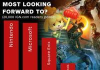 E3前後玩家支持度對比,微軟厲兵秣馬,仍不敵任天堂