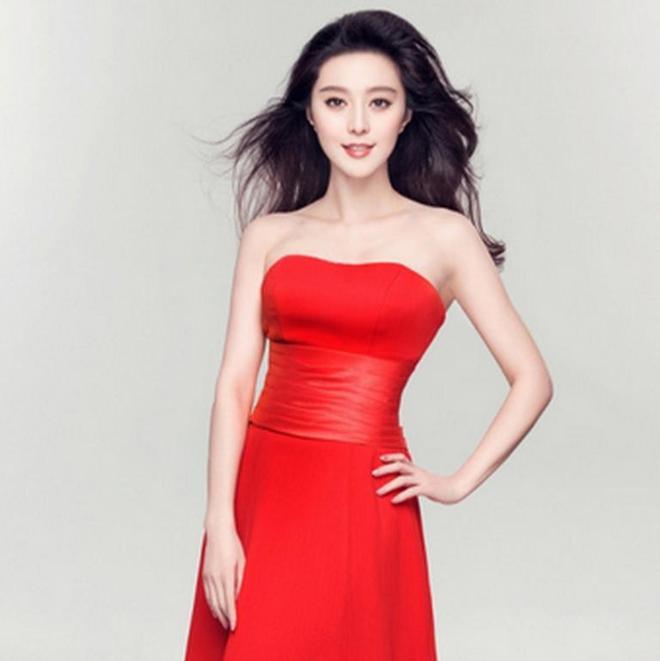 娛樂圈女神范冰冰,網友:百看不厭的范冰冰