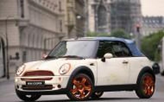 汽車圖集:Mini汽車圖片