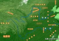 長江是怎麼分段的,長江中下游都以哪裡為界點?