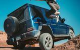 有G友對藍色很感興趣,那就發一撥藍色。奔馳全新G級越野車。