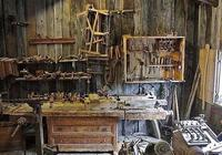 願有一間木工房,做一個安靜的手藝人!