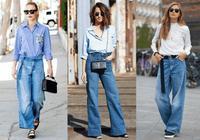 女人長得再漂亮,穿牛仔褲也別搭這4種鞋,太俗氣!不少人都穿錯