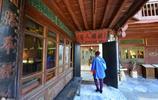 雲南喜洲第一土豪的家,其建築風格中西合璧,不遜喬家大院
