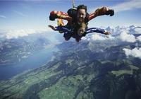 跳傘是一種什麼樣的體驗?