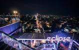 Eclipse天空酒吧 360°俯瞰金邊夜景
