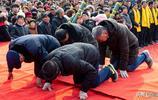 五千年有六十位稱王的中國第一大姓十二年一續家譜,萬人吃一鍋飯