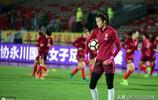 """中國足球""""最美門將""""趙麗娜,精彩圖片欣賞"""