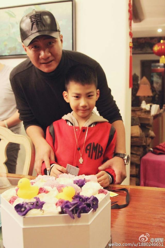 康康的八歲生日