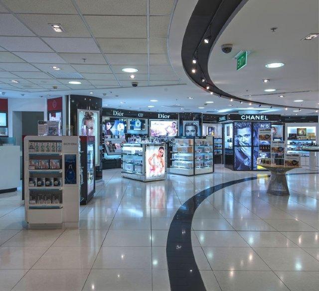 悉尼攻略-必逛商場