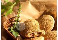 芝麻醬燒餅