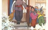 毛澤東時代的經典宣傳畫,大家動手 大辦農業