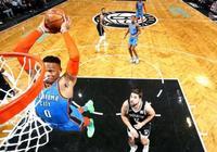 NBA排名:雷霆逆襲升第2,湖人4連勝仍第5,馬刺太陽搶狀元!