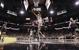 籃球——NBA:馬刺勝爵士