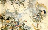 劉繼卣的《鬧天宮》組畫
