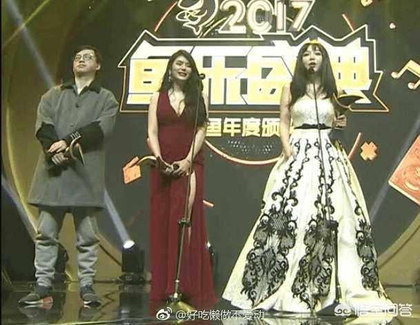鬥魚年度頒獎盛典,張琪格獲優秀競技網遊獎,網友調侃鬥魚沒獎頒了,你怎麼看?
