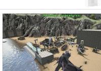 好人還是多,玩家將《方舟生存進化》經典服誤闖基地的暴龍擊殺