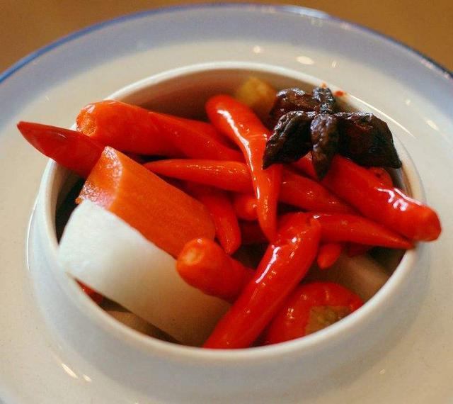 酸蘿蔔、泡菜蘿蔔是這麼做的嗎?