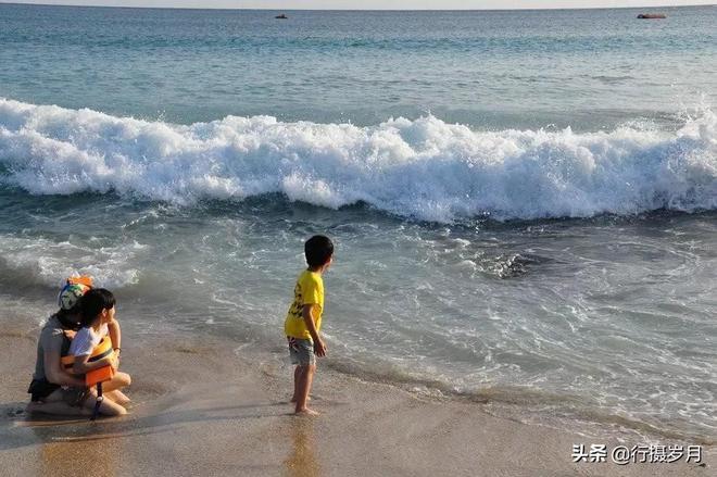 這裡是墾丁,也被稱為天涯海角,你來過嗎