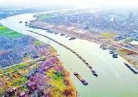 淮河沿岸的城市大多位於淮河南岸,而北岸卻很少,是真的嗎,為什麼?
