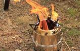 越來越多人不用煤氣瓶了,如今新式柴火灶城裡也能燒,安全又省錢