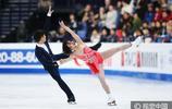 ISU世界花滑錦標賽雙人自由滑:隋文靜/韓聰首次加冕世界冠軍