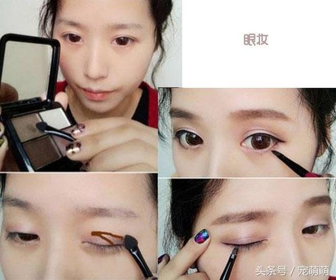 化妝的正確步驟,初學化妝者的化妝步驟指南