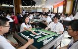 眾多麻將高手齊聚合肥國粹對決 慶祝麻將進入世界智力運動會
