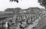 一組老照片:上世紀五十年代末遍佈我國神州大地的鍊鋼高爐